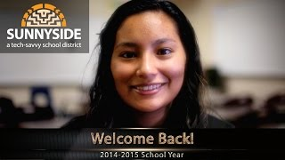 Welcome Back! 2014-2015 SUSD VIDEO
