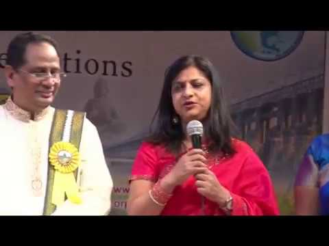 CAA - First Anniversary  - Mar 18th 2017 - Item-17a - Consulate General, Mrs.Neeta Bhushan's Speech