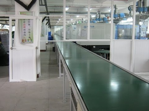 conveyor belt installation stepless speed adjustment accessory equipments cosmetic pharmaceutical