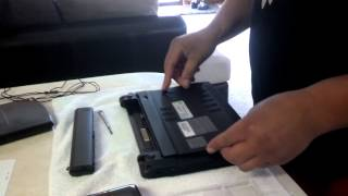 How To Replace Hard Drive On Acer Aspire One 756 In Less