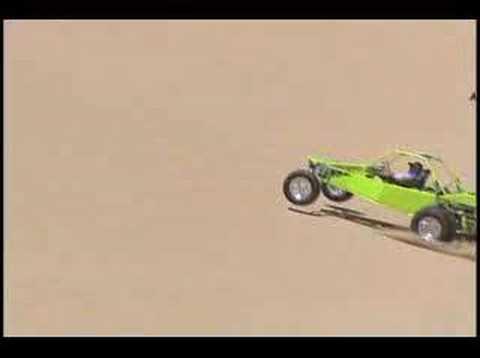 Hayabusa Sandrail- Short Sand Cars- Little Sahara Sand Dunes