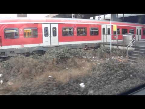 Going into DB Regio BR 422 021 @ Düsseldorf Hbf, Germany