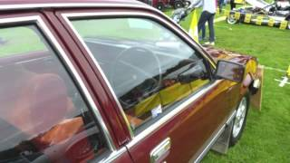 Vauxhall Classics 1980 Vauxhall Viceroy 2500 Up Close