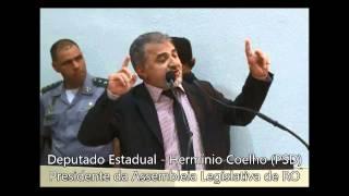 Hermínio critica Confúcio na Assembleia Legislativa - Reprodução
