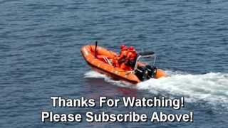 [Safety Boat Test on the MV Island Sky BC Ferries)] Video
