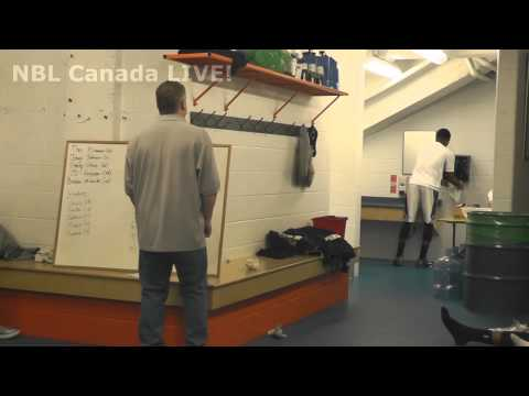 Locker Room Talk With NBL Canada Head Coaches!