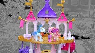 Royal Wedding Castle Playset / Weselny Zamek Księżniczki