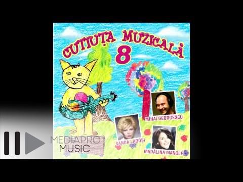 Cutiuta Muzicala 8 - Sanda Ladosi - Pisicuta Zuzu