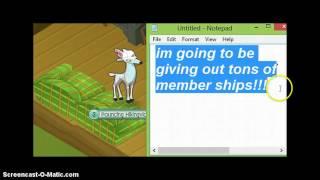 Animal Jam How To Get A Free Membership