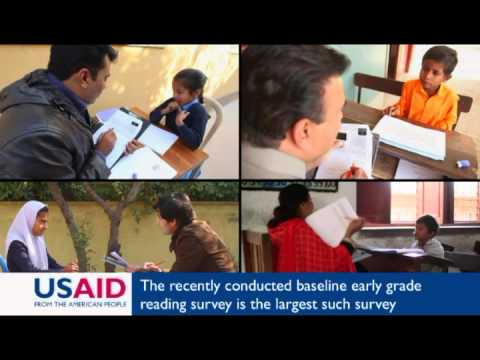 Early Grade Reading Assessment (EGRA) - An Extra Mile for a Better Journey