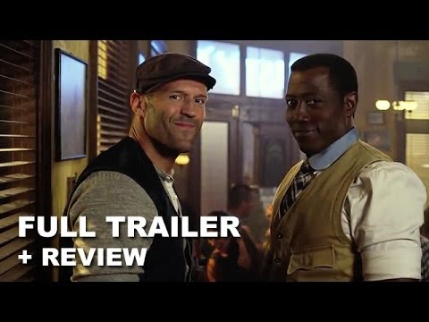 The Expendables 3 Official Trailer 2 + Trailer Review - Wesley Snipes, Harrison Ford : HD PLUS