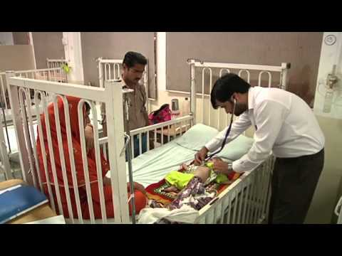 GAVI Pakistan pneumococcal vaccine Pt 2: interviews - Aug-Oct 2012 (B-roll)