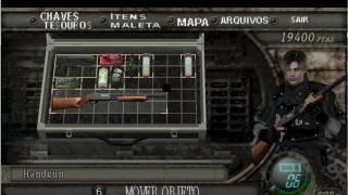 Munição E Dinheiro Infinito No Resident Evil 4 (Comenta