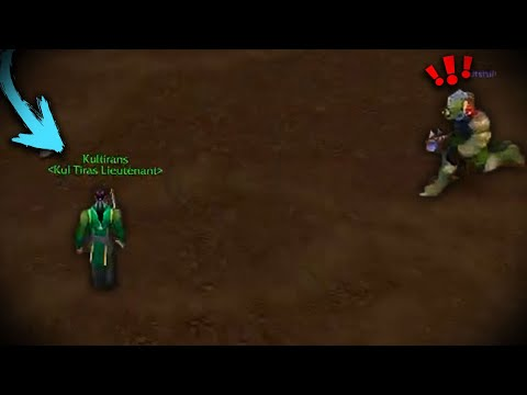 ALLIANCE PLAYER Pretended To Be An NPC (AND IT WORKED) | WoW Classic: Funniest Moments (Ep.28)