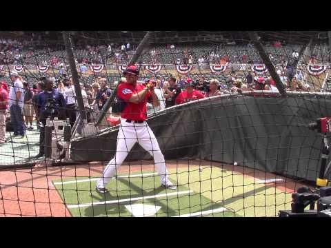 Joey Gallo — Futures Game BP 2