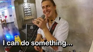 When Someone Requests a Piano Song from a Guitar Player