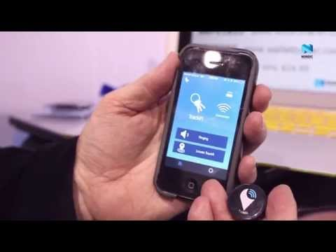 Appcessories: Locate missing objects with your smartphone