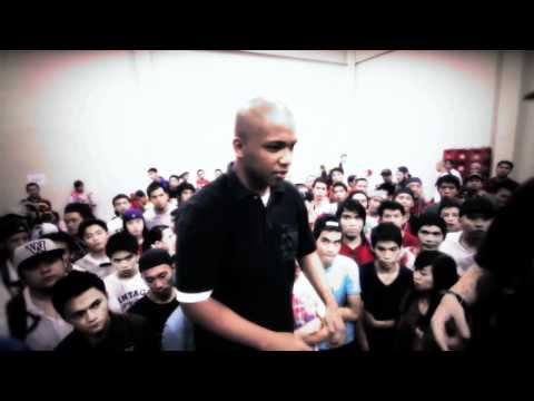 FlipTop - Blackleaf vs KJah