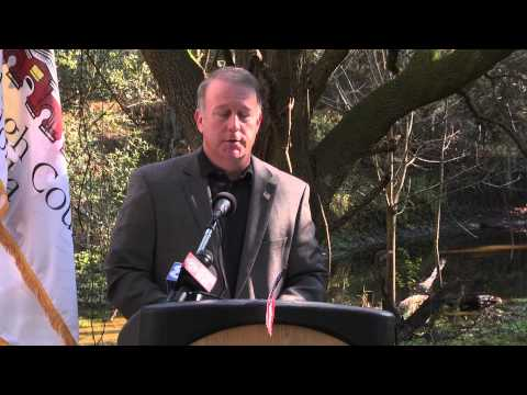 Lower Green Swamp Preserve Ribbon Cutting