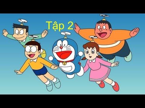 Doremon Phim hoạt hình Doraemon Tập 2 lồng tiếng 2016 HD