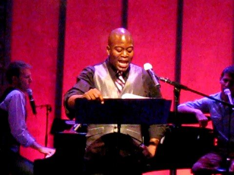 Tituss Burgess sings Part of a Painting by Pasek and Paul