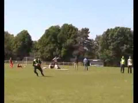 Greatest flag football plays 2008 - Odense OTG Goats