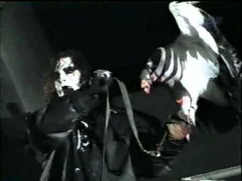 WCW Sting 1st Crow Theme