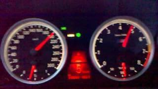 BMW X6 M 0-271 km/h Launch Control Start videos