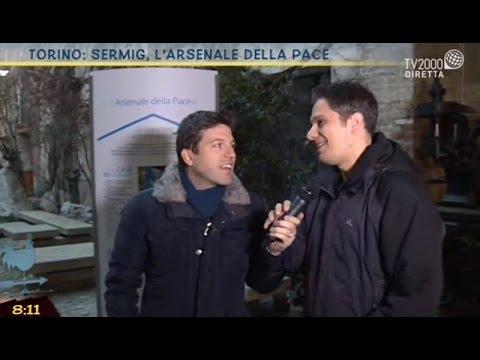 Torino: Sermig, l'arsenale della pace