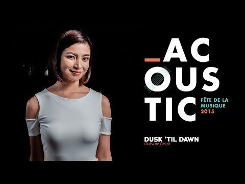 TUGTOG - Glaiza de Castro - Dusk 'Til Dawn (ACOUSTIC)