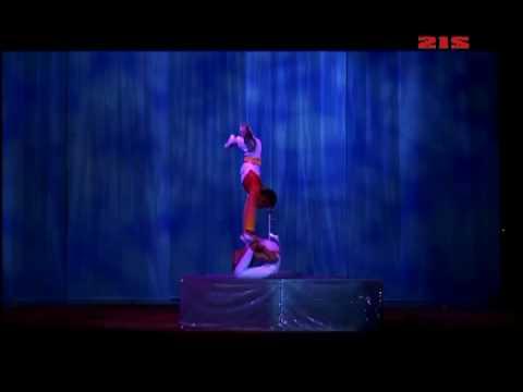 Neuvěřitelné cirkusové kousky! :-O