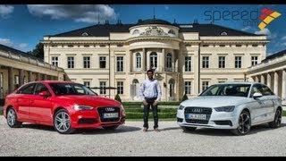 Audi A3 - أودي ايه 3 طراز 2014