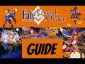 Fate Grand Order NA Halloween Complete Guide Tips Farming