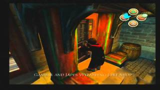 Harry Potter And The Chamber Of Secrets (PS2) Walkthrough