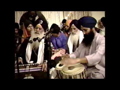 Bhai Jeevan Singh Jee - California - December 1991
