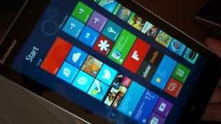 Lenovo Miix 2 Rychlý Pohled Na Nejlepší Tablet V