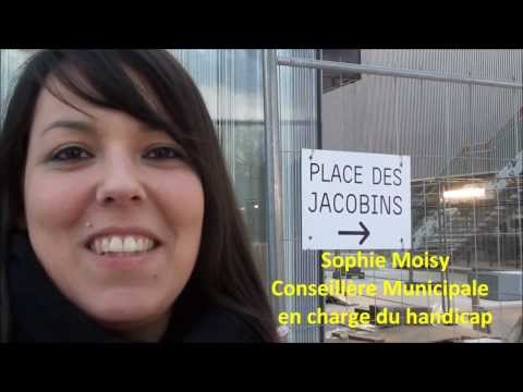 Trois question à ... Sophie Moisy