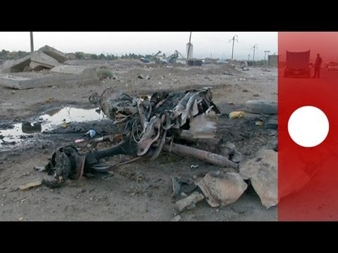 Iraq: Deadly car bomb explosions kill more than 60 in Baghdad