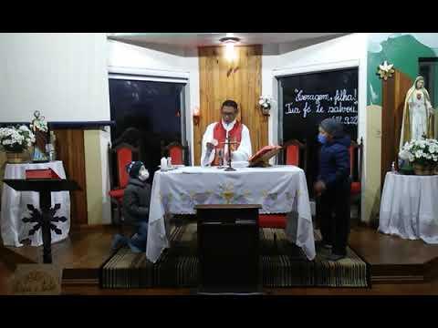 Santa Missa | 06.07.2021 | Terça-feira | Padre Francisco de Assis | ANSPAZ