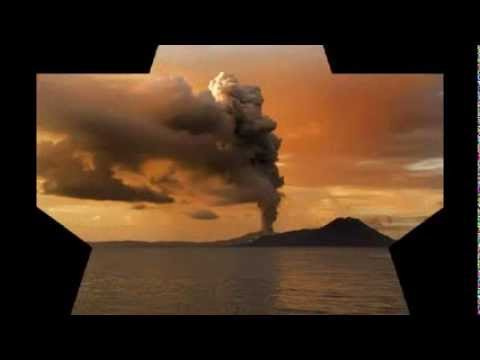 Indonesia Volcano 10 Aug 2013 VIDEO)   6 Killed as Mount Rokatenda Erupts