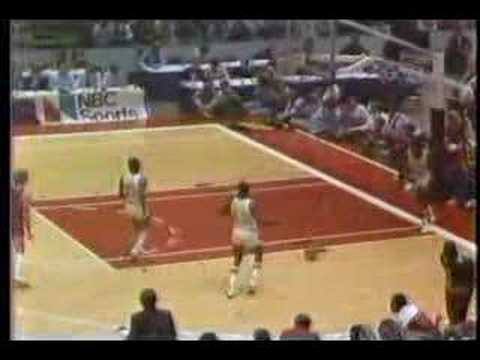 Darrell Griffith's 'Around The World' dunk vs LSU in 1980.
