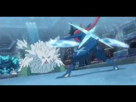 Pokemon huyền thoại ( phần mới ) : Ash Greninja ( gekkouga )