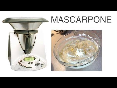 Mascarpone Bimby