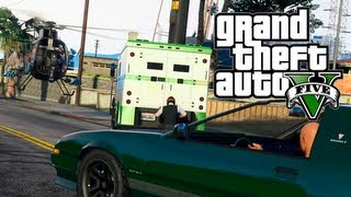GTA 5 Online: Fast And Easy Cash By Selling Cars & Robbing