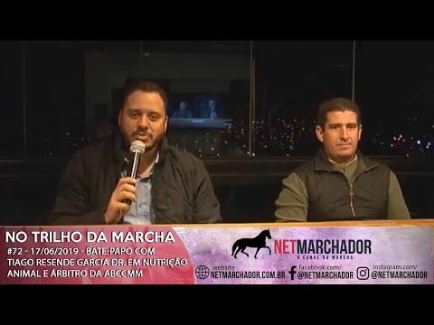 #72 - Programa no Trilho da Marcha - 17/06/2019 - Mangalarga Marchador