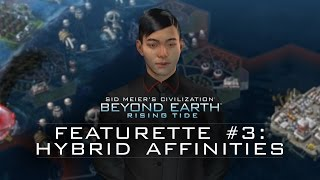 Civilization: Beyond Earth - Rising Tide - Hibrid egységek