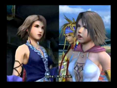 FINAL FANTASY X-2 (Boss #1) - Ormi, Logos & LeBlanc (HD)