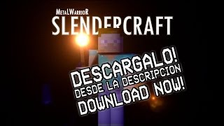 SlenderCraft Download Now