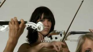 "Violina ""Thriller, Csardas, Hava Nagila"""
