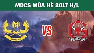 Highlights: YG vs GAM | Young Generation vs GIGABYTE Marines | Chung kết MDCS Mùa Hè 2017